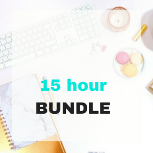15 hour bundle